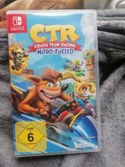 Nintendo Switch Crash Team Racing -