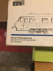 Märklin HO Dieseltriebwagenzug