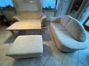 Sofa Couch Landhausstil 3-teilig