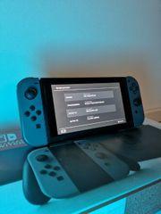 Nintendo Switch 2017 Version