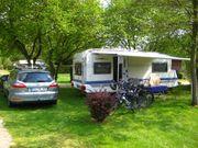 Wohnwagen Hobby de Luxe Easy