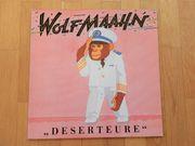 Wolf Maahn - Deserteure LP Vinyl