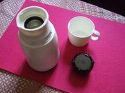 EMSA Thermosflasche Glaseinsatz Glaskolben Thermoskanne