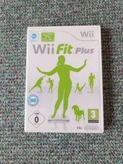 Wii Fit Plus Spiel