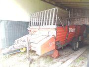 Landsberg Plus Tieflader Ladewagen