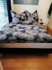 Französisches Bett 140x200 mit Bettkasten