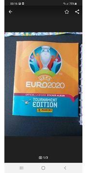 panini Euro 2020 Sticker