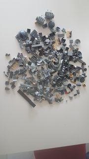 LEGO GRAU STEINE TEILE