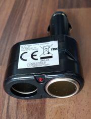 12 V Autoadapter aus 1