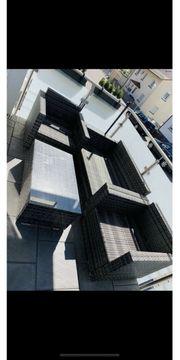 Balkon - Gartenmöbel Loungeset