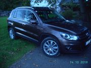 VW TIGUAN TDI 4 Motion