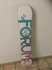 Forum Craft Snowboard 152cm inkl