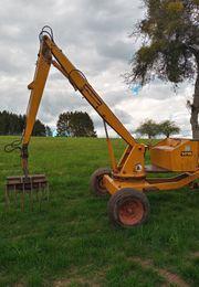 Griesser Hydrauliklader 1414