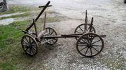 Handbrückenwagen