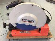Kappsäge Metallkappsäge Trockenschnittsäge Ridgid 590L
