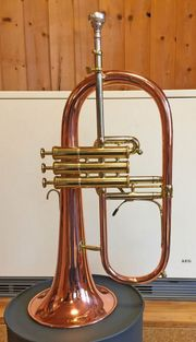Bb-Flügelhorn Kanstul Model 1525 USA
