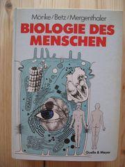 Biologie des Menschen