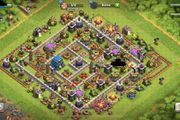 Clash of Clans RH 12