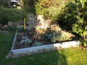 Garteneinfassung - Schneckenschutz