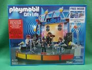 Playmobil City Life Popstars