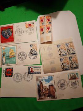 Briefmarken - Briefmarken-Konvolut unsortiert