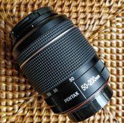 Pentax SMC DA-L 50-200mm f4-5