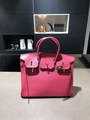 Hermes Birkin 35 Cm Pink