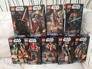 LEGO Star Wars - 9 Actionfiguren -