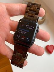 Apple Watch Holz -Band - 42