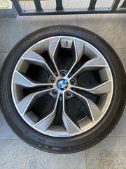 BMW Sommerkompletträder X4 X3 F26