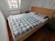Bett mit Lattenrost 180x200cm