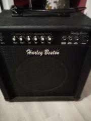 Bassverstärker Harley Benton