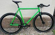 Singelspeed State Bicycle 4130 Fixie