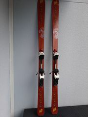 Tourenski Shuksan 174cm mit Bindung