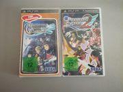 Verkaufe 2 PSP Spiele