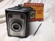 BRAUN Imperial Stahlbox Kamera 6