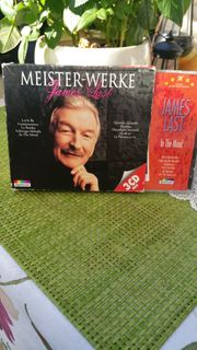 James Last CD-Box und andereOriginal-CD