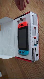 Nintendo Switch wie Neu