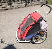 Kinder -Fahrrad Anhänger
