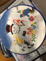 Weihnachten - Blechdosen für Weihnachtsgebäck
