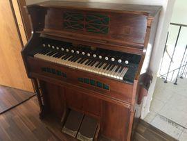 Harmonium antik von Lindholm J: Kleinanzeigen aus Waldsee - Rubrik Tasteninstrumente