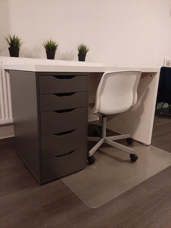 Bürotisch Bürostuhl
