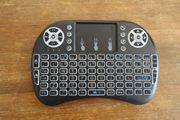Mini-Funk-Tastatur USB QWERTY-Tastatur amerikanisch inkl