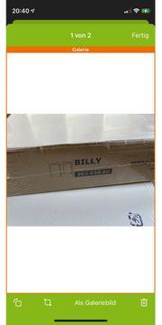 Billy Aufsatzregal von Ikea klein