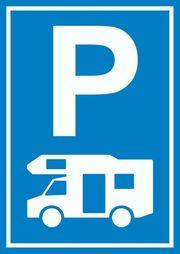 Wohnwagen Grenznähe CH Abstelltplatz Parkplatz