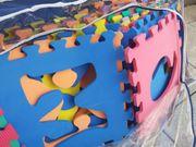 Bodenpuzzle Puzzlematte Spielmatte über 30