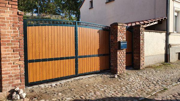 Metallzaüne - Schmiedezäune - Modernezaune- Betonzaüne