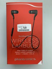 Headset - Wireless Earbuds - plantronics BackBeat