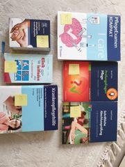 Prüfungsbücher und Pflegebücher Lernkarten