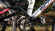 Gebrauchtes Fahrrad MTB 26 SCOTT